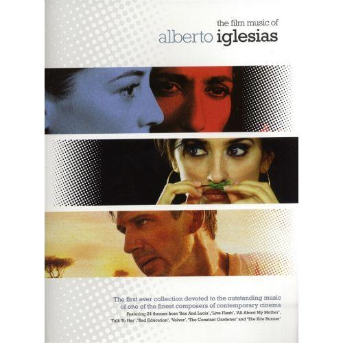 WISE PUBLICATIONS THE FILM MUSIC OF ALBERTO IGLESIAS - PIANO SOLO
