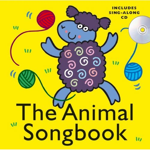 WISE PUBLICATIONS THE ANIMAL SONGBOOK + CD - VOICE
