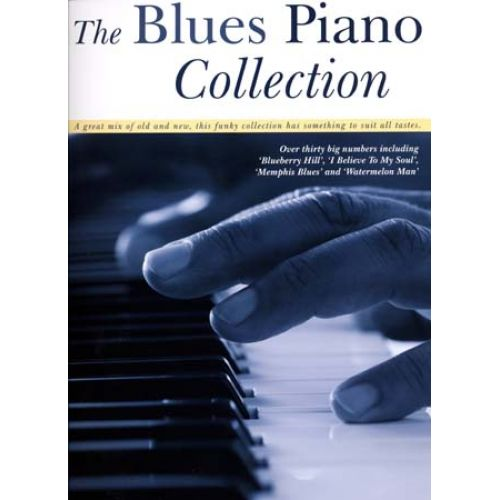 WISE PUBLICATIONS BLUES PIANO COLLECTION