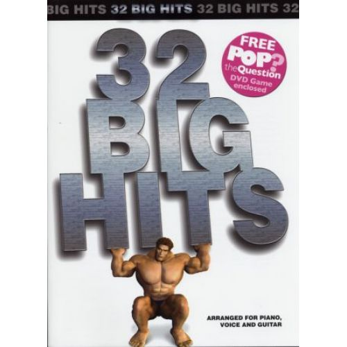 WISE PUBLICATIONS 32 BIG HITS - PVG
