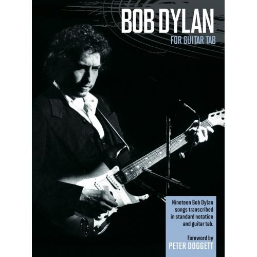 WISE PUBLICATIONS BOB DYLAN - BOB DYLAN - GUITAR TAB COLLECTION - GUITAR TAB