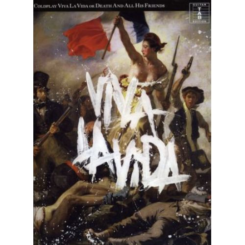 WISE PUBLICATIONS COLDPLAY - VIVA LA VIDA - GUITAR TAB