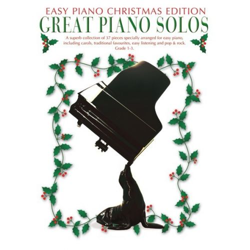 WISE PUBLICATIONS GREAT PIANO SOLOS - PIANO SOLO