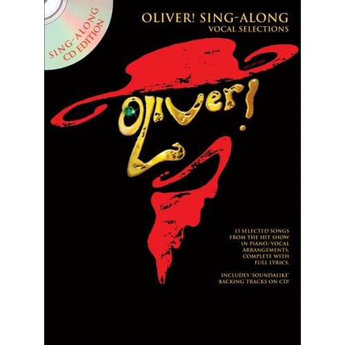 WISE PUBLICATIONS OLIVER! SING-ALONG - VOCAL SELECTIONS - VOICE
