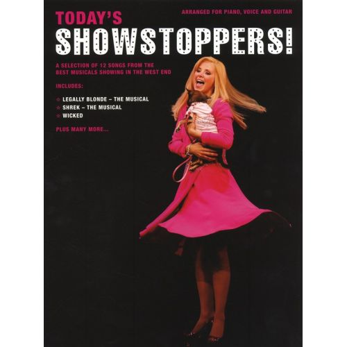 WISE PUBLICATIONS TODAY'S SHOWSTOPPERS - PVG