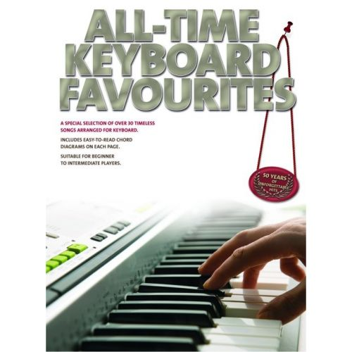 WISE PUBLICATIONS ALL TIME KEYBOARD FAVOURITES - KEYBOARD