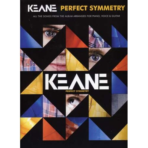WISE PUBLICATIONS KEANE - PERFECT SYMMETRY - PVG