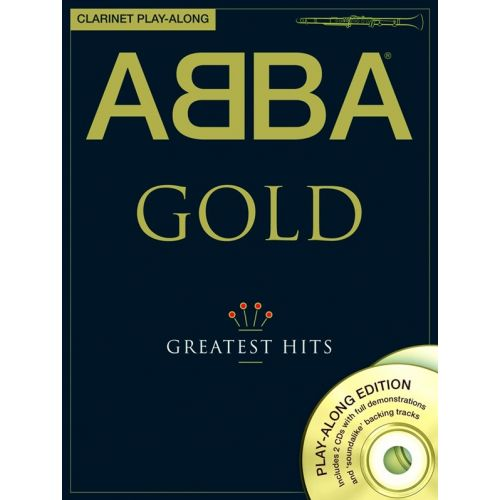 WISE PUBLICATIONS ABBA - GOLD - CLARINET
