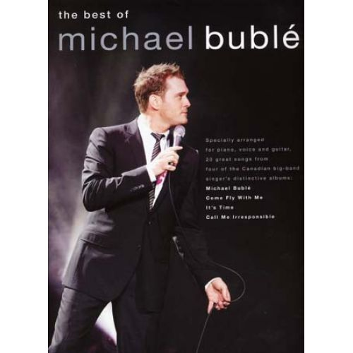 WISE PUBLICATIONS BUBLE MICHAEL - BEST OF - PVG