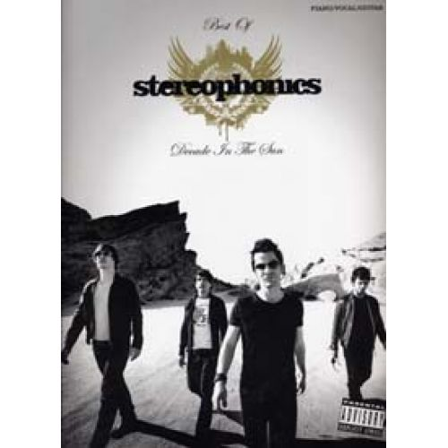 WISE PUBLICATIONS STEREOPHONICS - BEST OF DECADE IN THE SUN - PVG