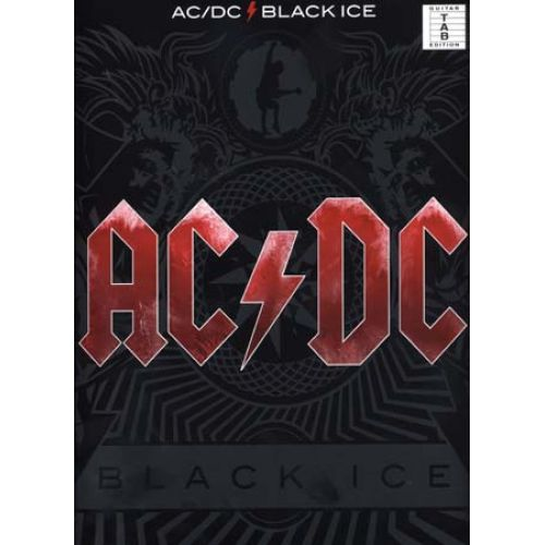 WISE PUBLICATIONS AC/DC - BLACK ICE - GUITAR TAB