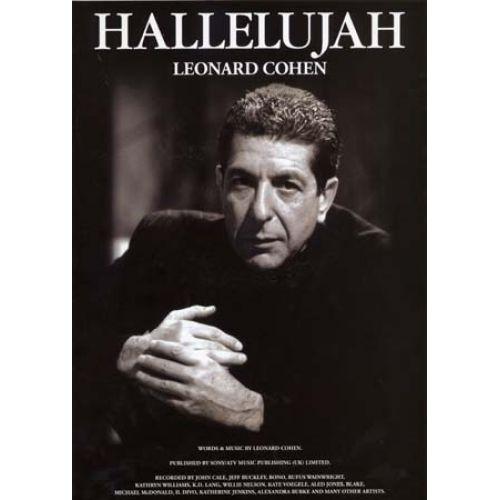 WISE PUBLICATIONS COHEN LEONARD - HALLELUJAH FORMAT - PVG