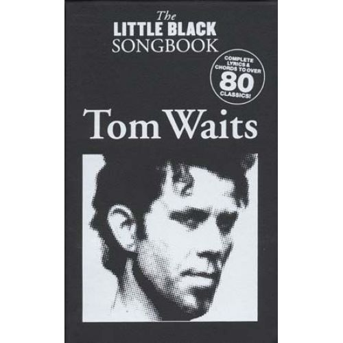 WISE PUBLICATIONS WAITS TOM - LITTLE BLACK SONGBOOK