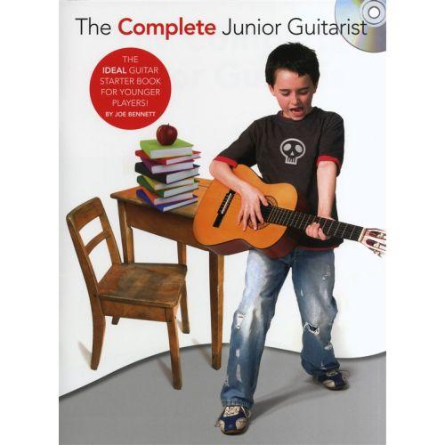 WISE PUBLICATIONS BENNETT JOE - JOE BENNETT THE COMPLETE JUNIOR GUITARIST + CD - GUITAR