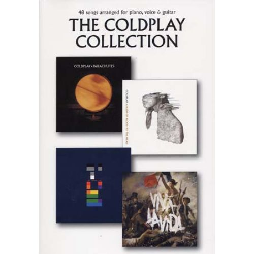 WISE PUBLICATIONS COLDPLAY - COLLECTION - PVG