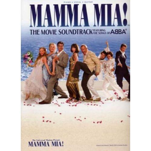 WISE PUBLICATIONS ABBA - MAMMA MIA ! MOVIE SOUNDTRACK - PVG