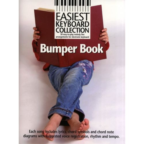WISE PUBLICATIONS EASIEST KEYBOARD COLLECTION BUMPER BOOK KBD - KEYBOARD