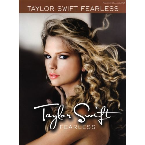 WISE PUBLICATIONS TAYLOR SWIFT FEARLESS - PVG