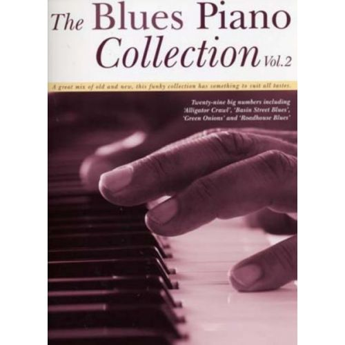 WISE PUBLICATIONS BLUES PIANO COLLECTION VOL.2 - PIANO