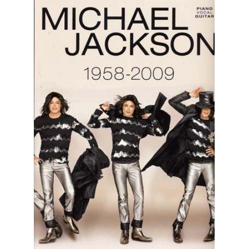 WISE PUBLICATIONS JACKSON MICHAEL - 1958-2009 - PVG