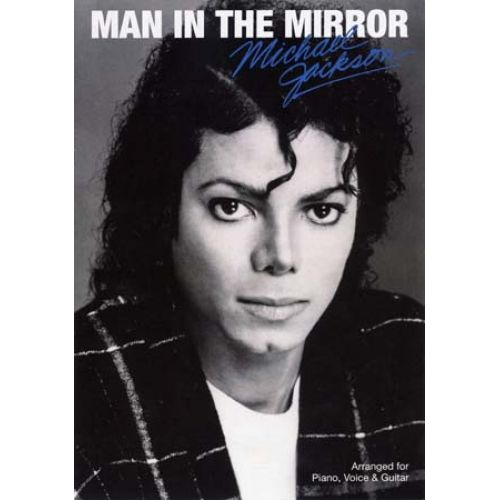 WISE PUBLICATIONS JACKSON MICHAEL - MAN IN THE MIRROR - PVG