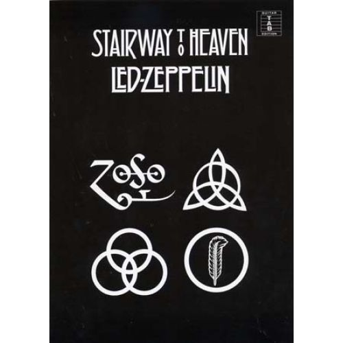WISE PUBLICATIONS LED ZEPPELIN - STAIRWAY TO HEAVEN - GUITARE TAB