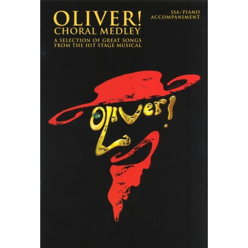 WISE PUBLICATIONS LIONEL BART - CHORAL SELECTIONS FROM OLIVER! - SSA