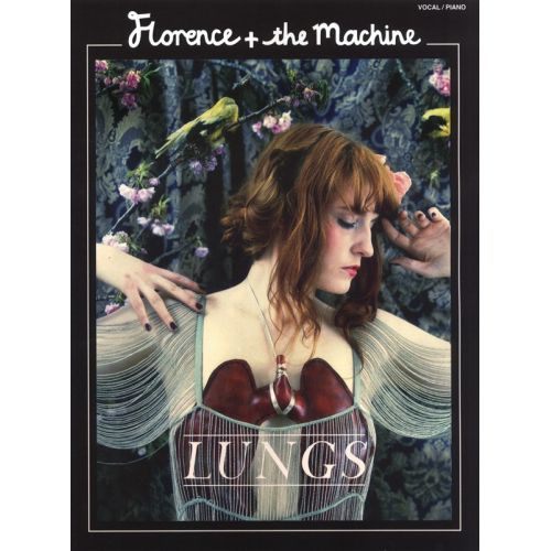 WISE PUBLICATIONS FLORENCE AND THE MACHINE LUNGS - PVG