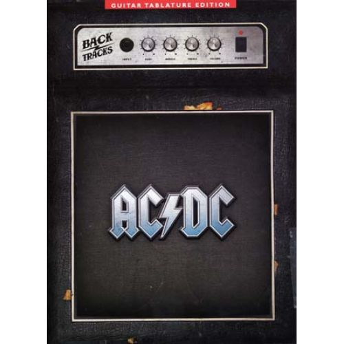 WISE PUBLICATIONS AC/DC - BACKTRACKS - GUITARE TAB