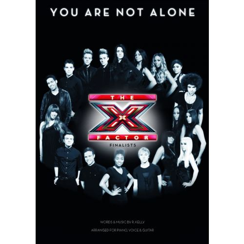 WISE PUBLICATIONS X FACTOR FINALISTS YOU ARE NOT ALONE - PVG