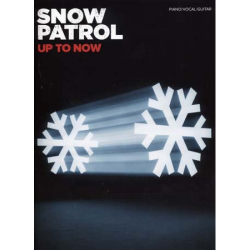WISE PUBLICATIONS SNOW PATROL - UP TO NOW