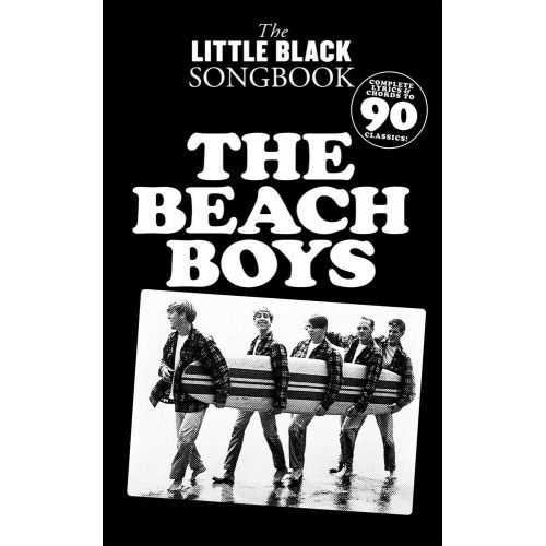WISE PUBLICATIONS BEACH BOYS (THE) - LITTLE BLACK SONGBOOK