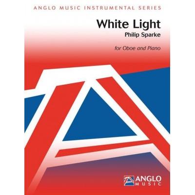 ANGLO MUSIC SPARKE PHILIP - WHITE LIGHT - HAUTBOIS & PIANO