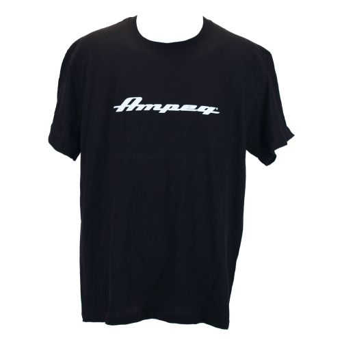 AMPEG AMPEG T-SHIRT BLACK MEDIUM
