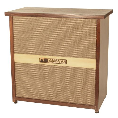 ANALOG OUTFITTERS 2x10 GUITAR CABINET WAREHOUSE SPEAKERS VETERAN
