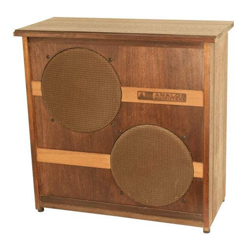 ANALOG OUTFITTERS 2x12 GUITAR CABINET WAREHOUSE SPEAKERS REAPER