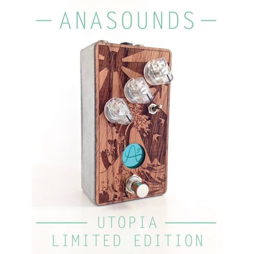 ANASOUNDS UTOPIA DELAY LIMITED EDITION