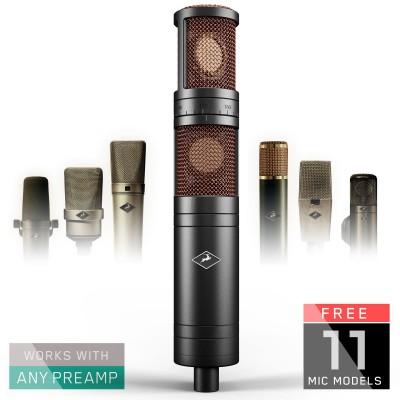 Microfones de Condensador Membrana Grande