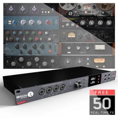 Interfaces audio et cartes son externes