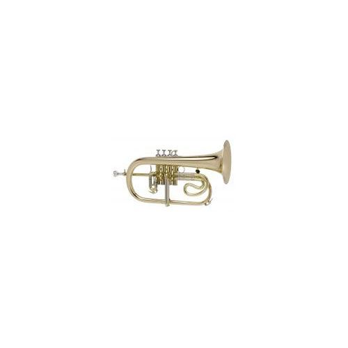 COURTOIS AC156R-2-0 - PROFESSIONAL - ROSE BRASS BELL SILVER PLATED