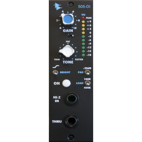 API AUDIO 505 DIRECT INPUT