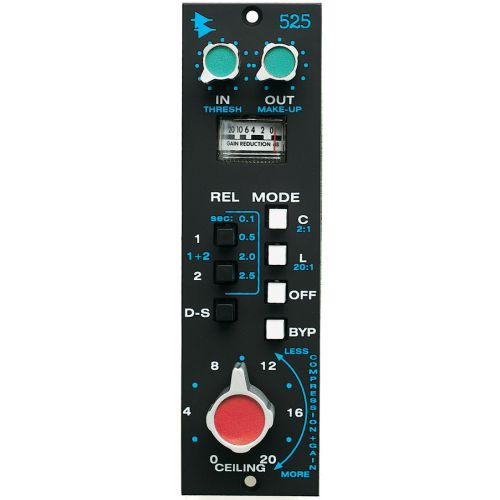 API AUDIO 525 MONO COMPRESSOR