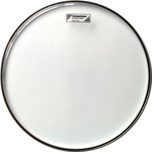 Snare side drum head 10""