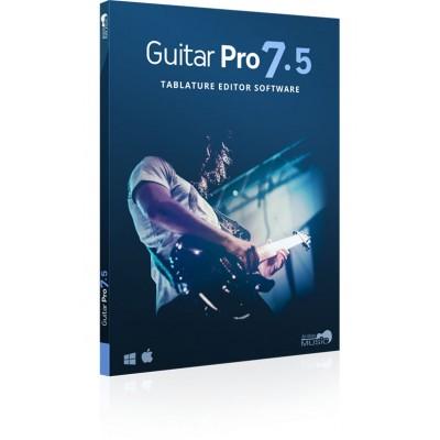 AROBAS MUSIC GUITAR PRO 7.5 - BOITE