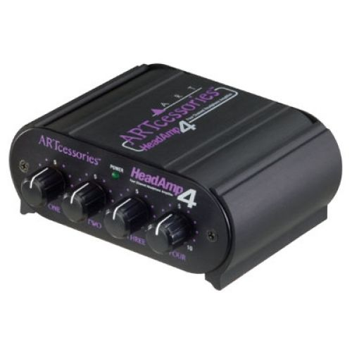 ART PRO AUDIO HEADAMP IV