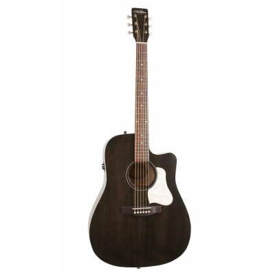 ART & LUTHERIE AMERICANA FADED BLACK QIT DREADNOUGHT