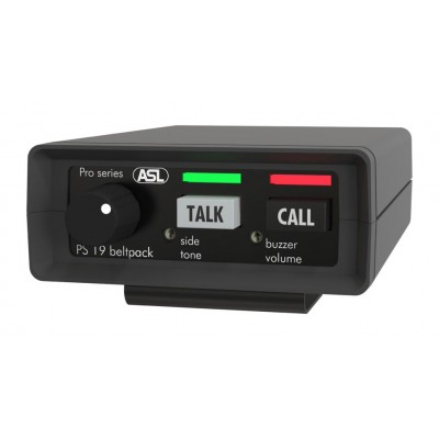 ASL INTERCOM PS19
