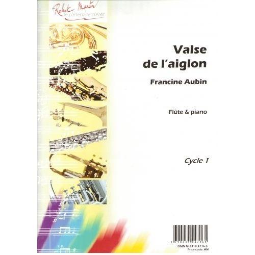 ROBERT MARTIN AUBIN F. - VALSE DE L'AIGLON