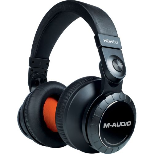 M-AUDIO HDH50 HIGH DEFINITION HEADPHONE