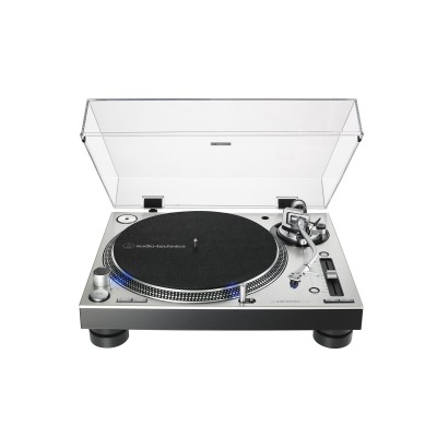 AUDIO TECHNICA AT-LP140XP - SILVER